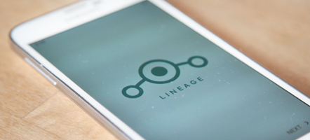 LineAge OS Smartphone